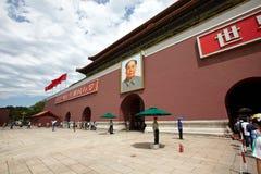 Beijing Tiananmen Royalty Free Stock Images