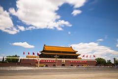 Beijing Tiananmen Imagens de Stock Royalty Free