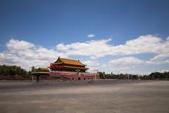 Beijing Tiananmen Fotografia de Stock