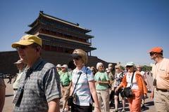 Beijing.Tiananmen Square Stock Image
