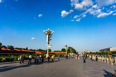 Beijing Tourism Stock Photo