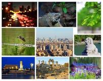 Beijing Tourism Image Royalty Free Stock Photography