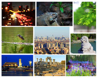 Beijing tourism image Royalty Free Stock Photography