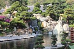 beijing trädgårds- slottsommar Royaltyfria Foton