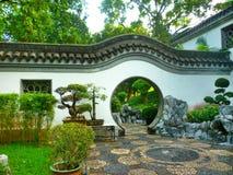 beijing trädgårds- slottsommar Royaltyfri Fotografi
