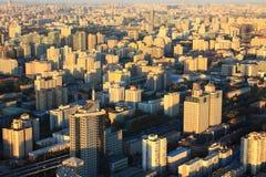 Beijing urban landscape Royalty Free Stock Photography
