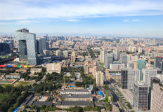 Beijing Urban Skyline,China Royalty Free Stock Photos