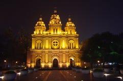 beijing wangfujing katolicki porcelanowy kościelny Zdjęcie Stock