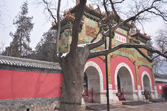 Beijing Wat Chayamangkalaram royalty free stock photography