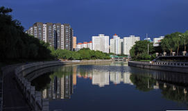 Beijing West wicket residential area Royalty Free Stock Images