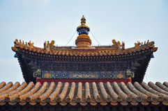 Beijing Yonghe Temple, China Stock Photos