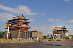 Beijing Zhengyangmen Royalty Free Stock Images