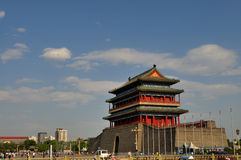 Beijing Zhengyangmen Royalty Free Stock Photography