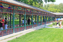 Beijing zhongshan park Royalty Free Stock Photography