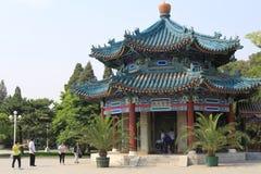 Beijing zhongshan park Royalty Free Stock Image