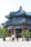 Beijing zhongshan park Stock Photo
