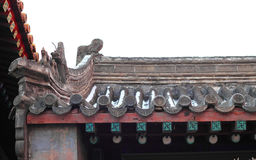 Beijings Forbidden City Royalty Free Stock Images