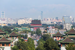 Beijng city Royalty Free Stock Images