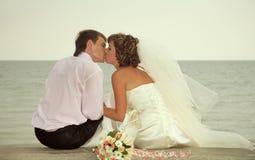 Beijo Fotos de Stock Royalty Free