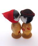 Beijo Foto de Stock