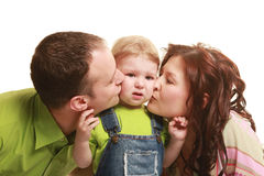 Beijo de Fm Fotos de Stock
