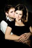 Beijo macio imagens de stock royalty free