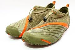 Beiläufige Schuhe Stockfoto