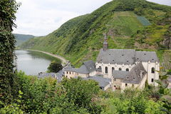 Beilstein ... the best place on the Moselle River (Mosel). Stock Photo