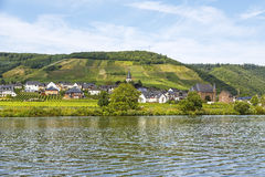 Beilstein at Mosel River,Germany Stock Image
