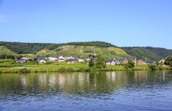 Beilstein at Mosel River,Germany Stock Photography