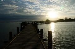 bein u γεφυρών Στοκ εικόνα με δικαίωμα ελεύθερης χρήσης