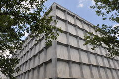 Beinecke Rare Books & Manuscripts Library at Yale University Stock Image