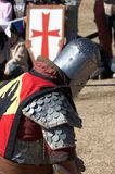 Being Knighted stock photos