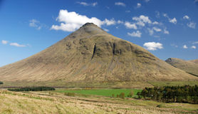 Beinn Dorain. Royalty Free Stock Photography