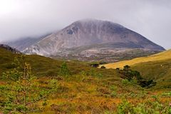 Beinn Eighe Images stock