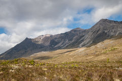 Beinn Eighe and it's foothills. Royalty Free Stock Images