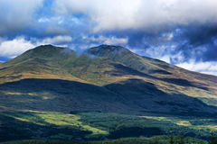 Beinn Ghlas and Ben Lawers Royalty Free Stock Photography