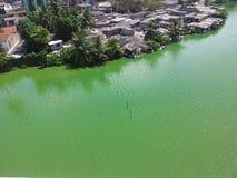 Beira湖 库存照片
