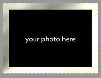 Beira antiquado do retrato Imagens de Stock