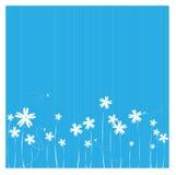 Beira da flor Foto de Stock