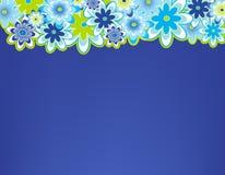Beira da flor Fotografia de Stock
