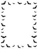 Beira de Halloween Imagens de Stock