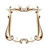 Beira decorativa 01 Imagens de Stock Royalty Free