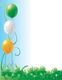 Beira do dia do St. Patrick ilustração royalty free