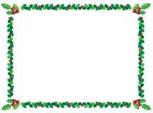Beira do Natal ilustração stock