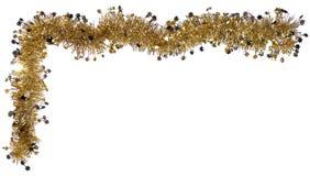 Beira do Natal (ou ano novo) Imagens de Stock