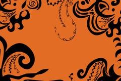Beira dos redemoinhos ilustração stock