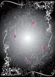 Beira floral Fotos de Stock Royalty Free
