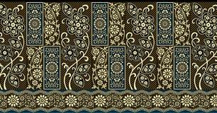 Beira indiana tradicional ilustração royalty free
