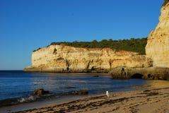 Beira-mar 18 de Portugal foto de stock